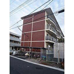 鈴木マンションC棟[201号室]の外観