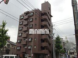 明治屋ビルディング[4階]の外観