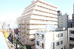 クレシア東心斎橋[6階]の外観