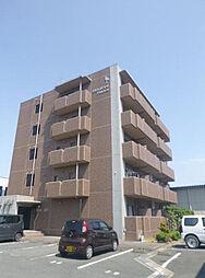 静岡県浜松市中区高丘西2丁目の賃貸マンションの外観