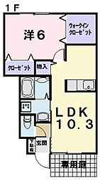 徳和駅 4.5万円
