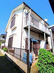 東京都西東京市住吉町4丁目の賃貸アパートの外観