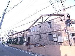 兵庫県神戸市垂水区大町4丁目の賃貸アパートの外観