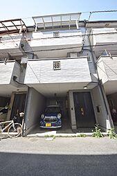 [一戸建] 大阪府八尾市南木の本9丁目 の賃貸【/】の外観