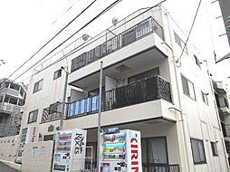 神奈川県横浜市神奈川区六角橋4丁目の賃貸マンションの外観