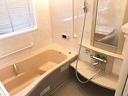 浴室も綺麗にお使いいただいています水回りのみの簡単なリフォームもお任せください