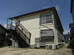 広島県廿日市市本町の賃貸アパートの外観