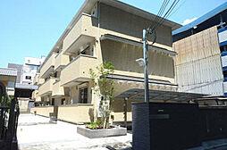 京都府京都市下京区大寿町の賃貸アパートの外観