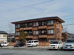 愛知県瀬戸市池田町の賃貸アパートの外観
