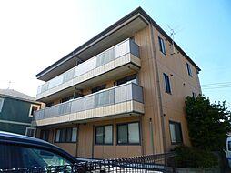 リビングタウン北上尾B[1階]の外観