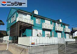 愛知県豊田市大林町15丁目の賃貸アパートの外観