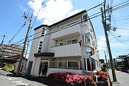 兵庫県尼崎市武庫之荘東1の賃貸マンションの外観