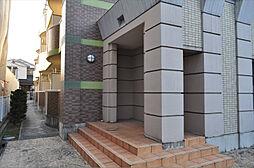 ランデュール岡本[3階]の外観