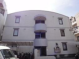 ベルビューレ千里山壱番館[307号室]の外観