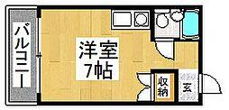 アトラス水島ビル[3階]の間取り