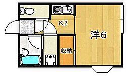Y&I[2階]の間取り