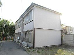 東京都杉並区大宮2丁目の賃貸アパートの外観