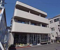 京都府京都市右京区西京極新田町の賃貸マンションの外観