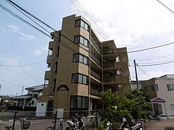 宮城県仙台市若林区河原町2丁目の賃貸マンションの外観