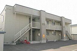 北海道札幌市手稲区前田八条10丁目の賃貸アパートの外観