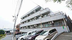 神奈川県川崎市宮前区有馬3の賃貸マンションの外観