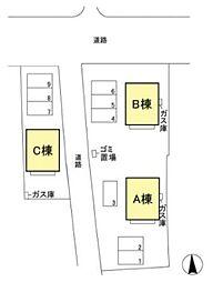[一戸建] 群馬県佐波郡玉村町下新田 の賃貸【/】の外観