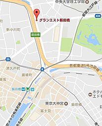 グランエスト飯田橋[3階]の外観