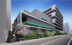飯田橋ガーデンフラッツ[3階]の外観