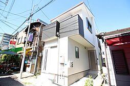 兵庫県神戸市灘区篠原南町7丁目の賃貸アパートの外観