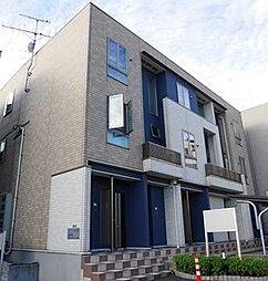 ラインハイム三萩野[3階]の外観