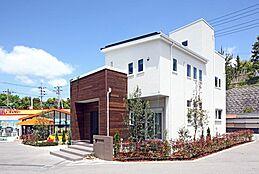 当社施工例  モデルハウス