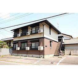 乙戸パークハイツ[2階]の外観