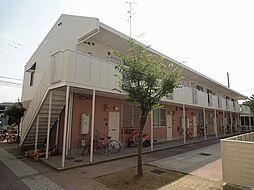 トモバヤシハイタウンB棟[1階]の外観
