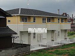 三重県名張市南町の賃貸アパートの外観