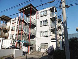 プラザ大和田[4階]の外観