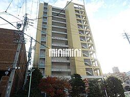 鶴舞ガーデンコート[13階]の外観