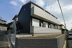 千葉県柏市つくしが丘2丁目の賃貸アパートの外観