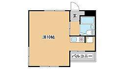 兵庫県神戸市垂水区舞子坂1丁目の賃貸マンションの間取り