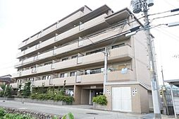 兵庫県宝塚市中筋6丁目の賃貸マンションの外観