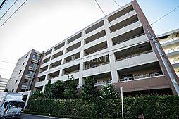 サンハイム鶴見A[1階]の外観