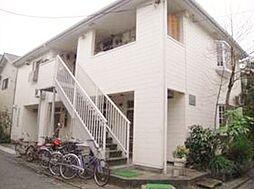 東京都足立区足立2の賃貸アパートの外観