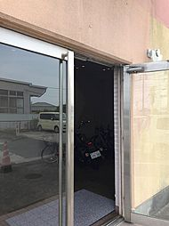 岡山県岡山市南区福浜西町の賃貸マンションの外観