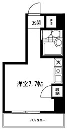 SSCビル[4階]の間取り