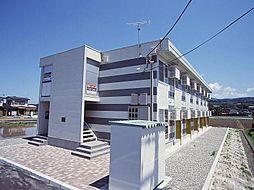 レオパレスエスポワール八幡[102号室]の外観