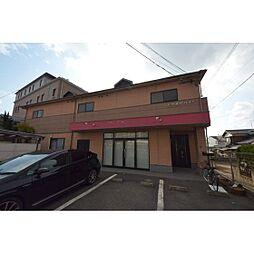 福岡県福岡市東区和白2丁目の賃貸アパートの外観