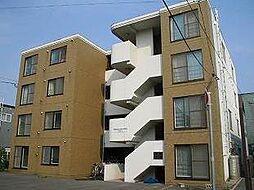 ビッグバーンズマンション白石II[301号室]の外観