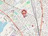 地図,1LDK,面積40.78m2,賃料5.5万円,バス 函館バス東港下車 徒歩2分,,北海道函館市亀田港町33番21号