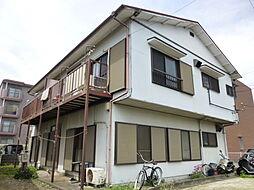 中島荘[B号室]の外観