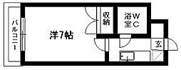 マツヤホーム[1階]の間取り