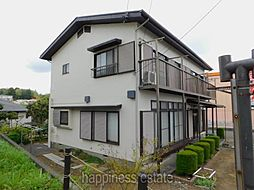 東京都町田市高ヶ坂2丁目の賃貸アパートの外観